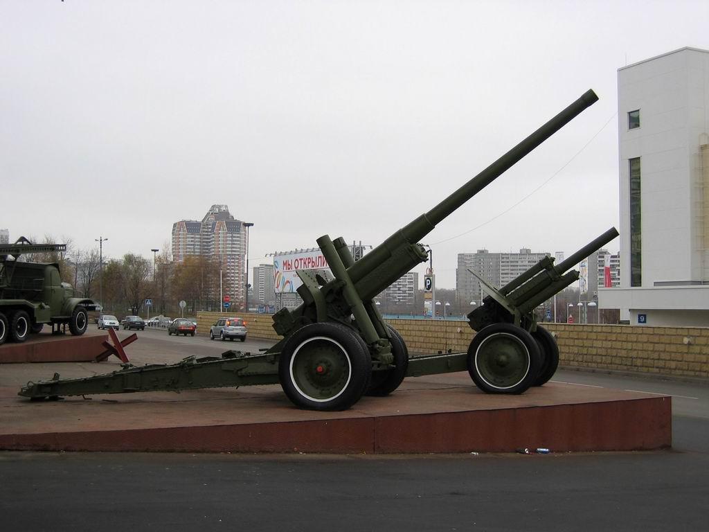 фото пушка катюша